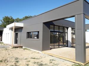 Construction d'une maison à Louannec